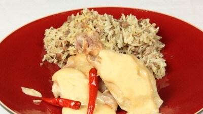 Pollo laotiano