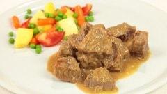 Kuyrdak di carne
