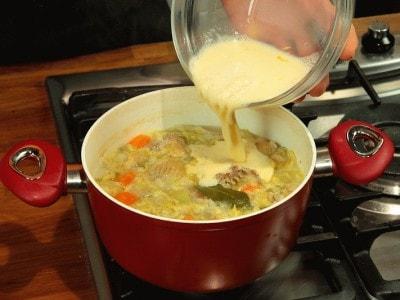 Zuppa d'anatra