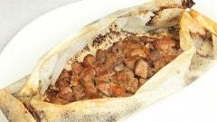 Bocconcini di carne al cartoccio Hadzija's chevap