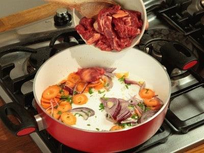 Stufato di carne di Banja Luka