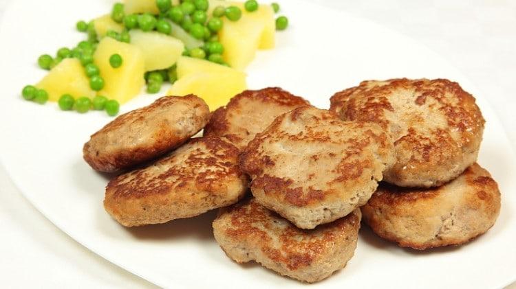 Polpette di carne norvegesi