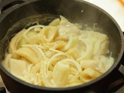 Torta salata di trippa