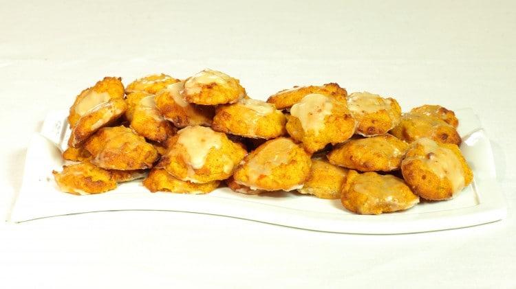Biscotti con carote e arance