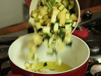 Baccalà alle verdure