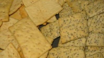 Cracker a lievitazione naturale