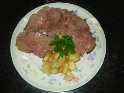 Roast-beef  al forno