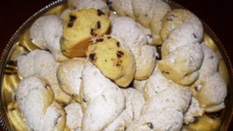 Biscotti torciglioni