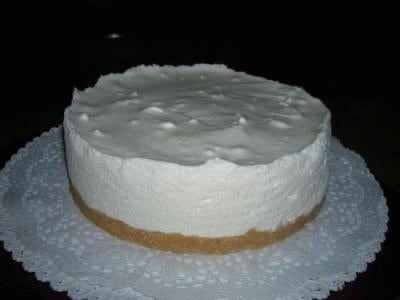 Torta fredda all'amarena