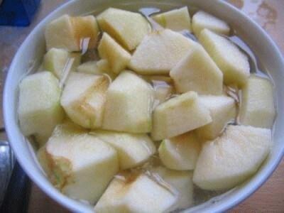 Torta di mele della signora Fides