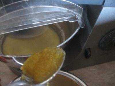 Ciambella alla marmellata di limoni