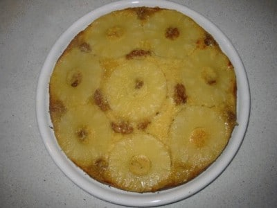 Dolce all'ananas