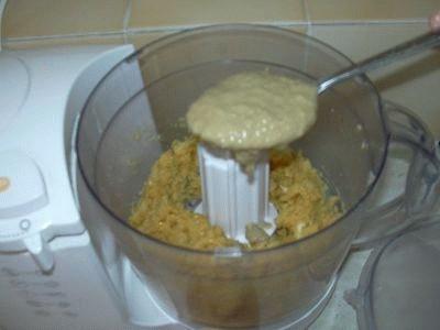 Crema araba di ceci - Hummus