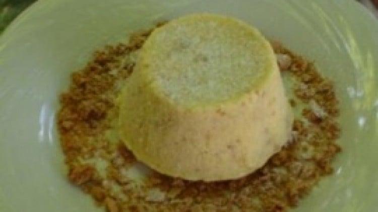 Semifreddo agli amaretti