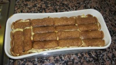 Semifreddo zabaione e cioccolato
