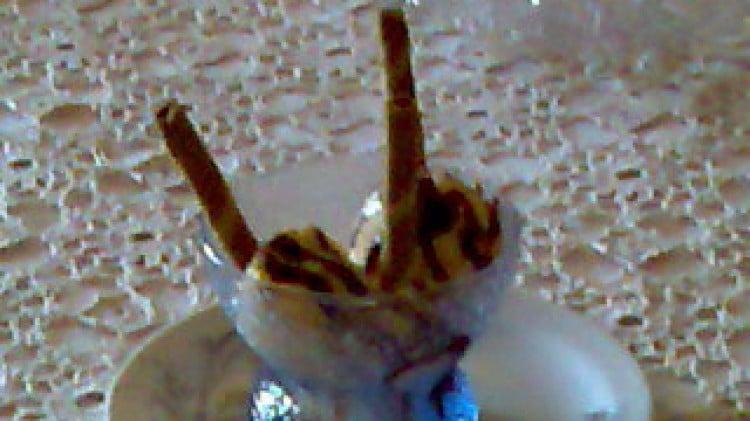 Gelato allo zabaione