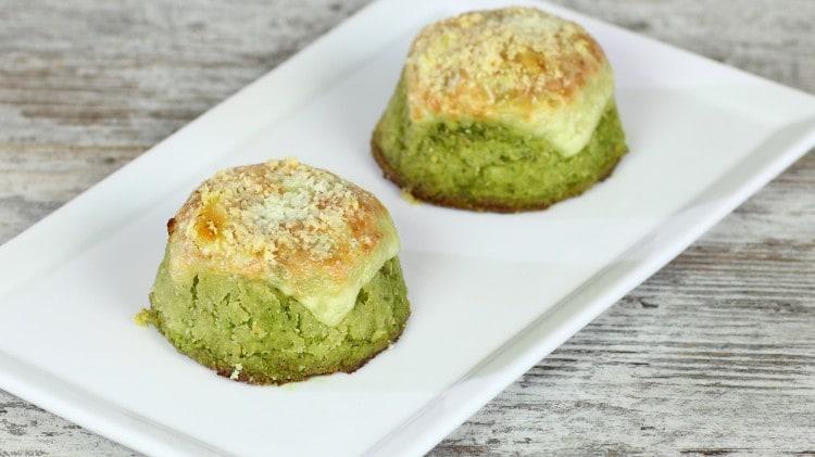 Sformatini di broccoli