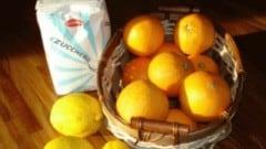 Marmellata di arance amare