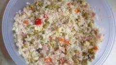 Insalata di riso di ile