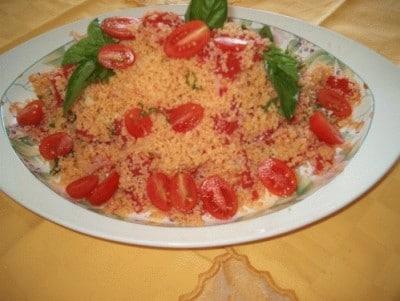 Cous-cous alla panzanella