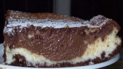 Bounty cheesecake