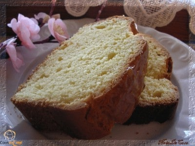 Plum cake all'albicocca