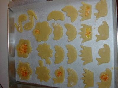Biscottini di vetro
