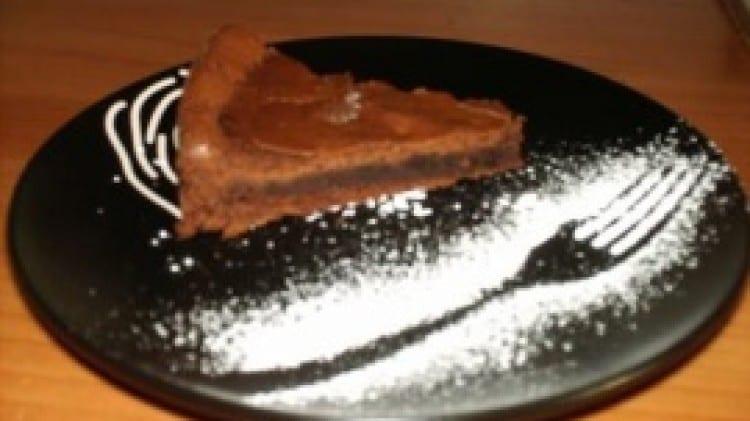 Torta fondente