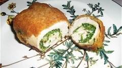 Курица Киев - Pollo