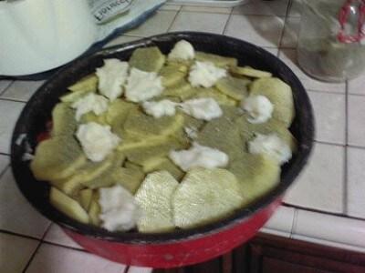 Tiella di patate