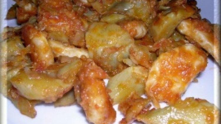 Petto di pollo infarinato ricette