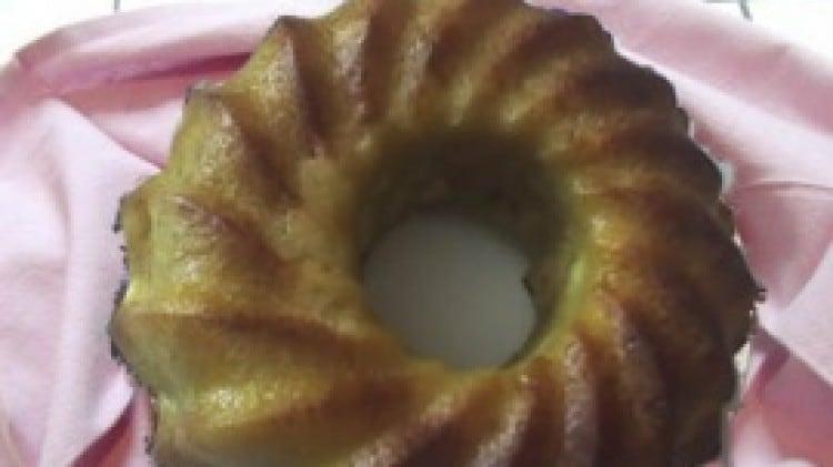 Torta di mele di lyudmyla