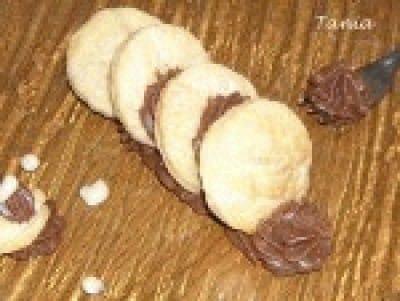 Millefoglie col cucchiaio al cioccolato e zenzero monoporzione