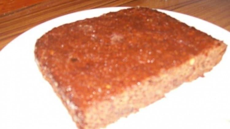 Torta negra - Venezuela