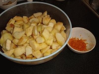 Confettura di mele renette