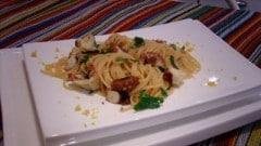 Spaghetti alla Procidana