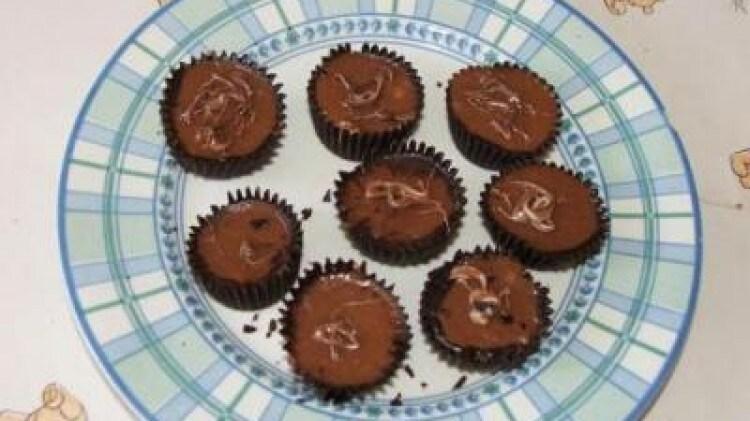 Cioccolatini al caramello