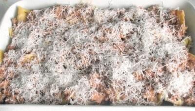 Tortelloni al forno fatti in casa