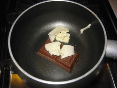 Cioccolatini tipo baci
