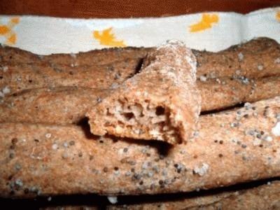 Grissini al grano saraceno