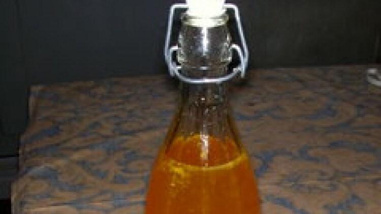 Succo di arance