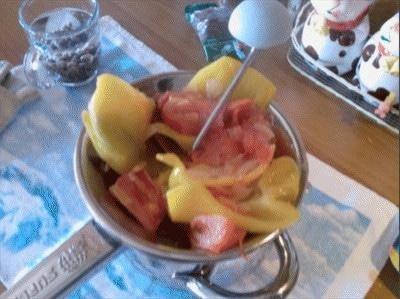 Salsa di pomodoro agrodolce