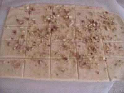 Sfizi croccanti al pistacchio