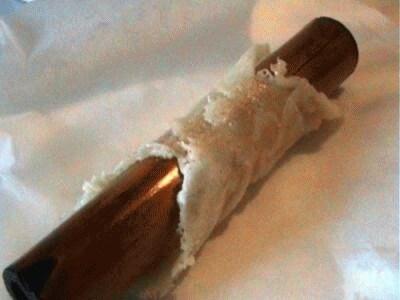 Cannoncini di grana ripieni