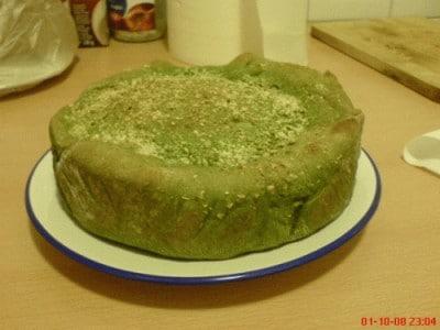 Torta verde ripiena