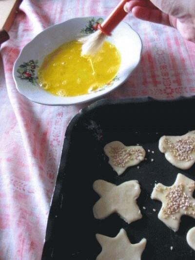 Salatini con sesamo, semi di papavero e pistacchio