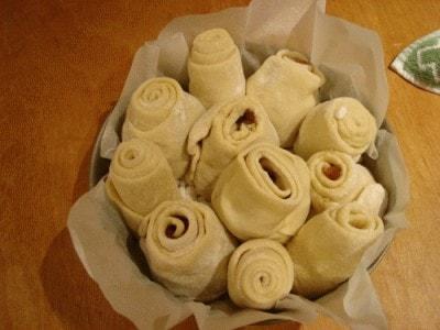 Torta di rose di rosel