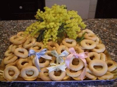 Ciambelline di Pasqua di nonna Luciana