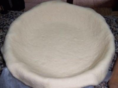 Torta di agnello e patate