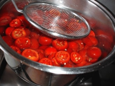 Salsa tonnata di peperoncini piccante